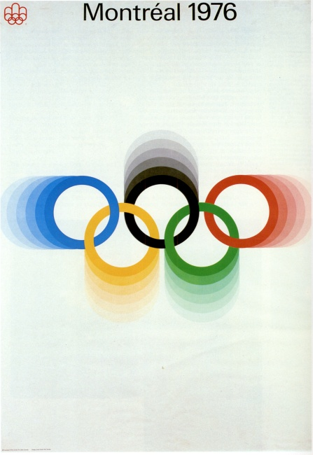 1976 olympic games poster