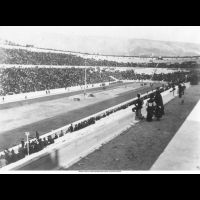 The Pan-Athenian stadium